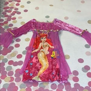 Disney, The Little Mermaid, Princess Ariel gown